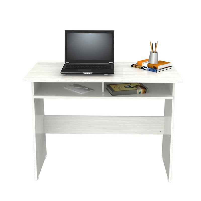 Magnificent Laricina White Beech Writing Desk Beutiful Home Inspiration Truamahrainfo