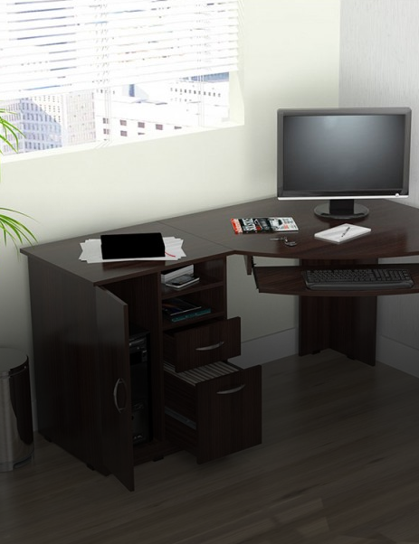 Workstation/ Corner Computer Desk